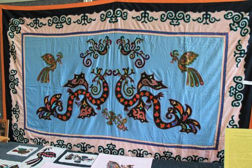 Орнамент и вышивка народов севера
